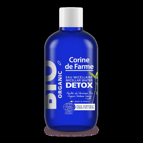 Eau micellaire Détox - Certifiée Bio