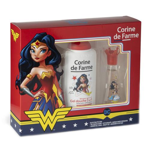 Coffret cadeau Eau de toilette Wonder Woman